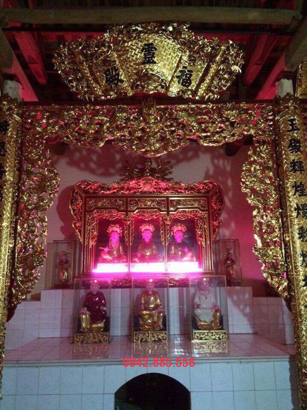 Điện thờ mẫu