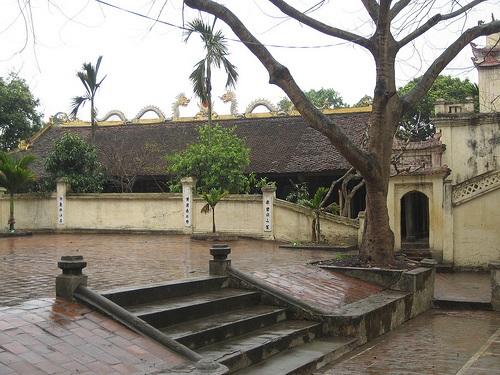 Đình làng Tây Mỗ (Hà Nội)