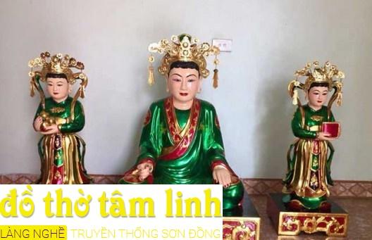 7 Thánh Mẫu được thờ cúng hiện nay