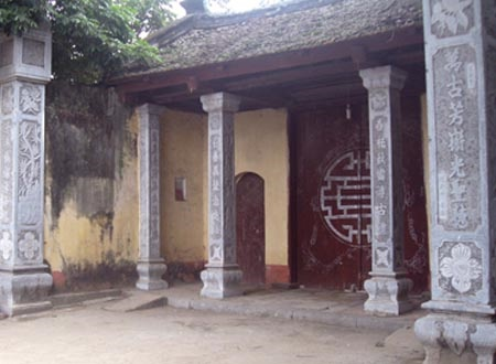 Đình làng Sơn Đồng