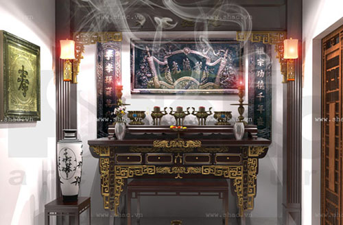 Cung cấp các mẫu bàn thờ đóng sẵn đa dạng, chất lượng, giá rẻ