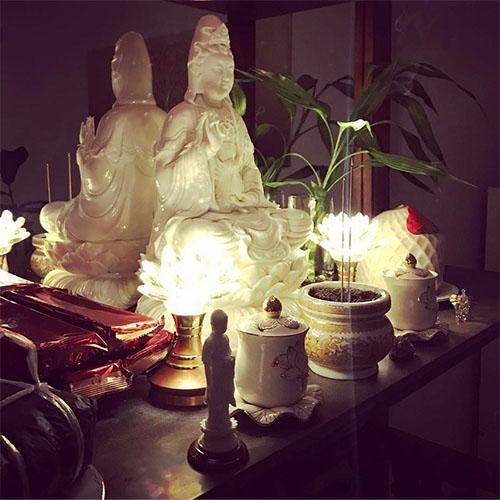 Tư thế ngồi của Phật